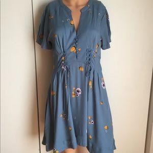 1e763e33d151 Free People Dresses - NEW!! Free People Dream Girl Mini Dress
